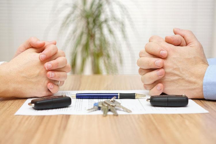 Divorce & California property law