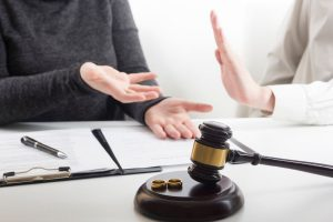 legal separation