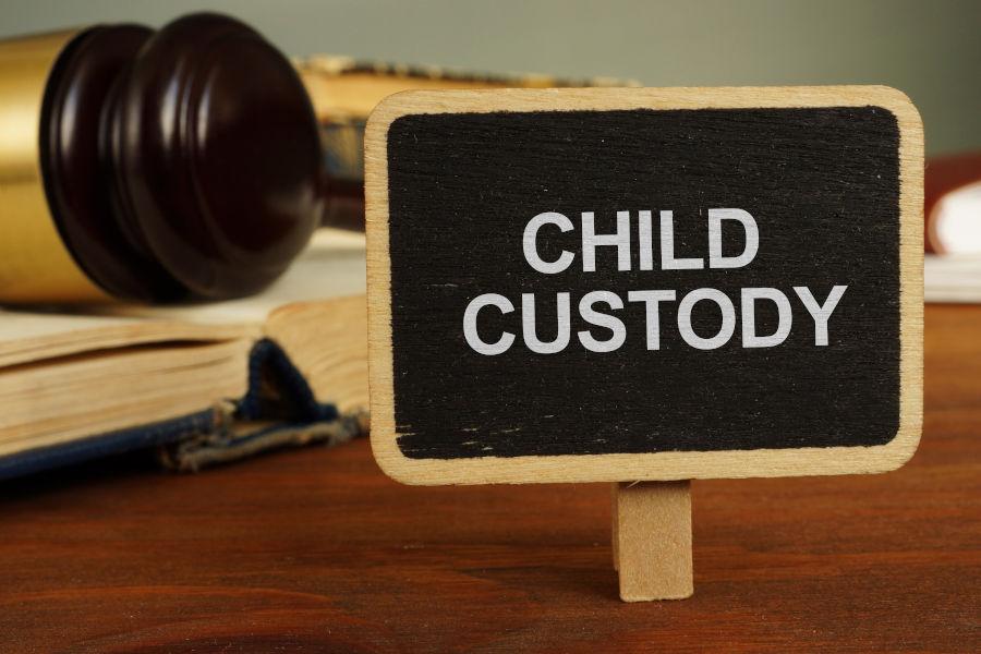 Torrance child custody